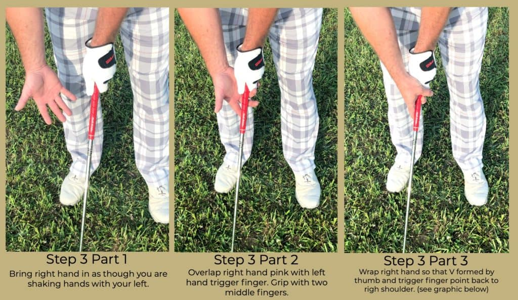 How To Grip A Golf Club Parvelous